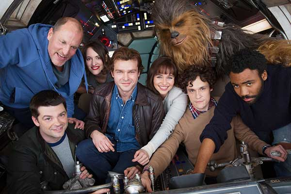 『Solo: A Star Wars Story』