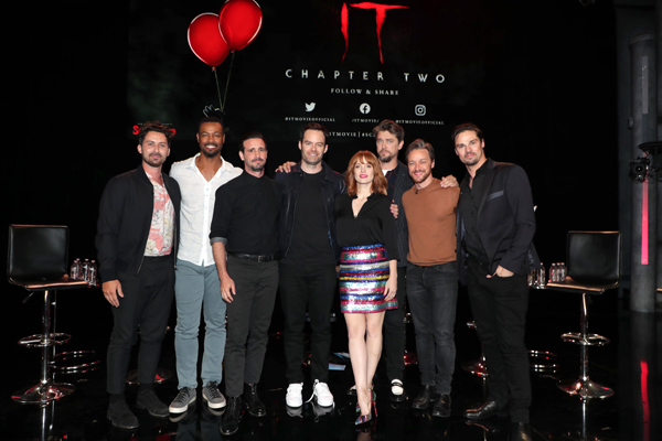 New Line Cinema's 3rd annual ScareDiego presents IT CHAPTER TWO at San Diego Comic-Con 2019, San Diego, USA - 17 July 2019